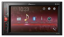 Pioneer MVH-A210BT Doppel-DIN MP3-Autoradio Touchscreen Bluetooth USB iPod AUX-I