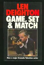 Game, Set and Match: Berlin Game, Mexico Set, and London Match,Len Deighton