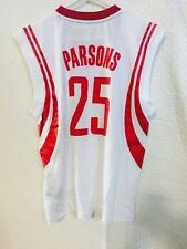 Adidas NBA Jersey Houston Rockets Chandler Parsons White sz M