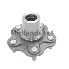 For NISSAN ELGRAND E51 2.5 3.5 REAR WHEEL HUB FLUNGE WITHOUT BEARING