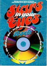 Stars in your Eyes, 5 songs with Lyrics, Chords and a Backing CD. New Music Book