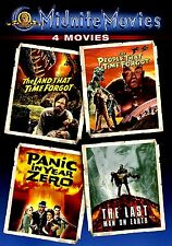 NEW MIDNITE MOVIES x 4 /THE LAND THAT TIME FORGOT+ 3more - DOUG McLURE - VINCENT