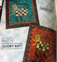 Mary Lou & Company- Krazy Kats And Mary Lou Too!- Quilting Pattern Booklet