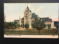 Postcard Omaha NE - Minne Lusa Station - Waterworks Facility
