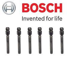 NEW Porsche 911 Saab 900 Set Of 6 Fuel Injectors OEM Bosch 0437502004