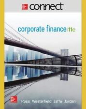 Connect 1 Semester Access Card Corporate Finance Ross, different FORM/same code