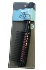 Conair Roll & Smooth Roller Comb Easy Roll Gentle Haircare Detangle