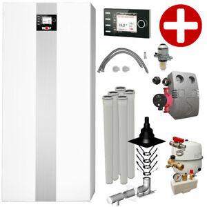 Plus+Paket Öl-Brennwertkessel Wolf COB-2-29 19,9-30,4 kW ohne Speicher