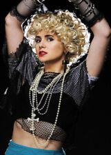 Boland 1980s Madonna Style JEWEL Cross Necklace Set