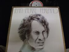 "JEAN-PIERRE FERLAND<>SELF TITLED<>12"" Lp Vinyl~Canada Pressing~TELSON AE 1524"