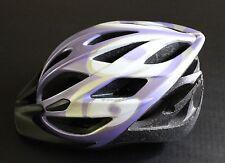 Trek Bike Helmet Vapor Youth Purple Silver Color Size U49-57 cm 256g