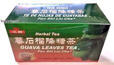 2 Boxes x 20 tea bags Royal King 100% Natural Guava Leaves Tea Diabetics