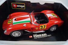 Bburago Burago Modellauto 1:18 Ferrari 250 Testarossa 1957 Cod. 3007 *in OVP