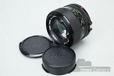 Canon New FD 50mm f/1.2 f 1.2 Manual Focus SLR Lens for Canon FD Mount