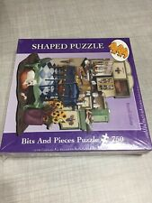 Bits And Pieces 750 Piece Shaped Puzzle