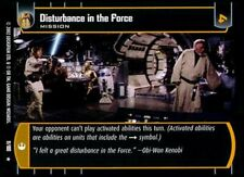 Star Wars TCG ANH A New Hope Disturbance In The Force 11/180