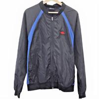 R74 Vintage Nike Air Jordan Logo Windbreaker Full Zip Track Jacket Men's Size L