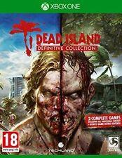 Dead Island Definitive Edition Xb1 Deep Silver