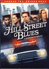HILL STREET BLUES - SEASON 2 (BOXSET) (BILINGUAL) (DVD)