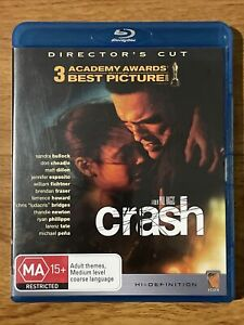 Crash : Director's Cut (Blu Ray)