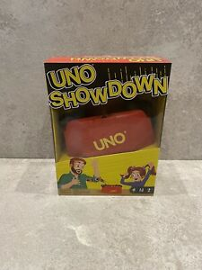 Uno Showdown Family Card Game by Mattel BRAND NEW BOXED Delivery Included
