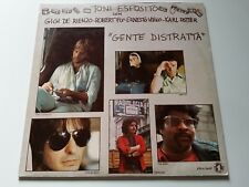 TONY ESPOSITO ( saint just ) GENTE DISTRATTA LP ORIGINAL   italian prog psycH