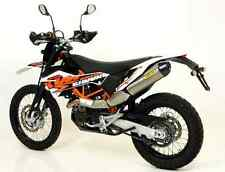 SILENCIEUX ARROW RACE-TECH TITANE KTM 690 SMC / R 2009/16 - 72119KZ+72618PK