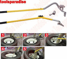 Auto Truck Hand Manual Tire Bead Breaking Breaker Changer Changing Iron Tool