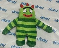 Ty Beanie Babies Plush Brobee Yo Gabba Gabba Plush Doll Stuffed Toy