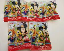 Disney Junior Mickey Mouse Club House Fisher Price  complete set of 5 packs