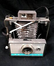 Polaroid Land Camera Automatic 210 with Owners Manual