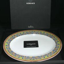 Rosenthal VERSACE Russian Dream 1 Servierplatte 34 cm Neu & Ovp Platte
