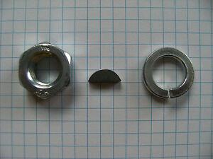 Muttern Set für Riemenscheibe Bosch Lichtmaschine REE GEH Mc Cormick IHC Case IH