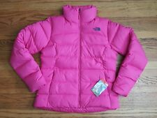 New The North Face Womens Nuptse down Jacket Medium nwt Pink