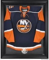 New York Islanders Black Framed Logo Jersey Display Case - Fanatics