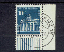 Berlin Bogenmarken Randstücke o MiNr 290 Ecke rechts unten