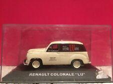 SUPERBE RENAULT COLORALE LU 1/43 NEUF BOITE S9