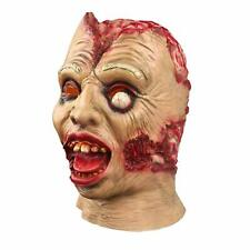 Halloween Mask Horror Latex Vampire Zombie Scared Ghost Head Costume Decorations
