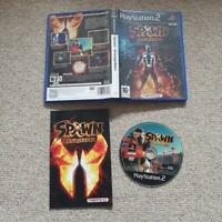 Spawn Armageddon PS2 Game Playstation 2 mint collectors condition