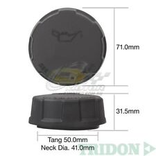 TRIDON OIL CAP FOR Volvo V70R R - MY04 11/03-06/05 5 2.5L B5254T4