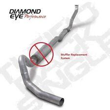 "Diamond Eye 4"" Turbo Back Exhaust System 1993-2001 Chevrolet C & K Series 6.5L"