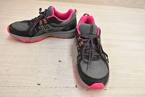ASICS GEL-Venture 7 1012A477 Running Shoes, Women's Size 10W, Grey/Pink