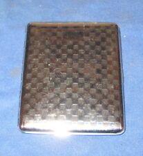 Vintage 'Emu Brand' Chromed Cigarette Case