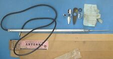NORS antenna concealled type old cars 1940's with attaching parts