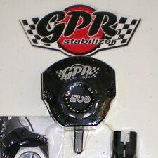 GPR Steering Stabilizer Damper V4 BLACK KAW ZX14R 2012-2015 With Mounting Kit