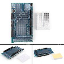 Proto Escudo V3 Expansión Board + Breadboard Para Arduino MEGA2560/1280
