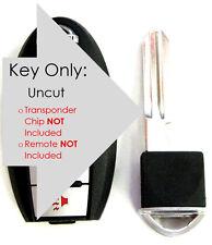 Uncut key blade keyless entry control KR55WK48903 opener beeper alarm phob bob