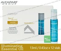 Alfaparf SEMI DI LINO Illuminating Essential Oil 13ml / 0.43oz x 12 vials