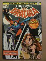 Tomb of Dracula #26 Marvel Comics 1972 Series