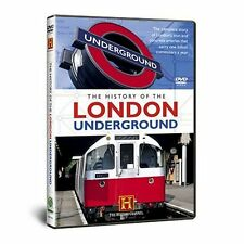 THE HISTORY OF THE LONDON UNDERGROUND DVD The complete Story